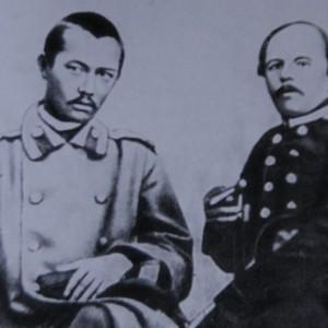 0_3_Shokan_Valohanov_i_F_M_Dostoevskii_1859_god_Gorod_Semipalatinsk