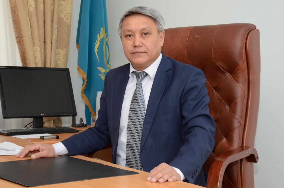 Ербол Тилешов