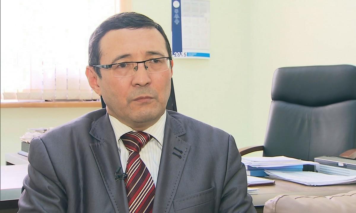 Серик Нурмуратов
