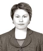 Ғазиза ШОЙБЕКОВА