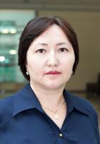 Лаура Дауренбекова