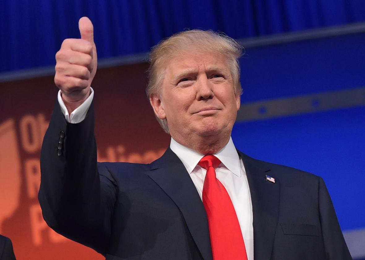 Трамптың мүмкіндіктер есігі