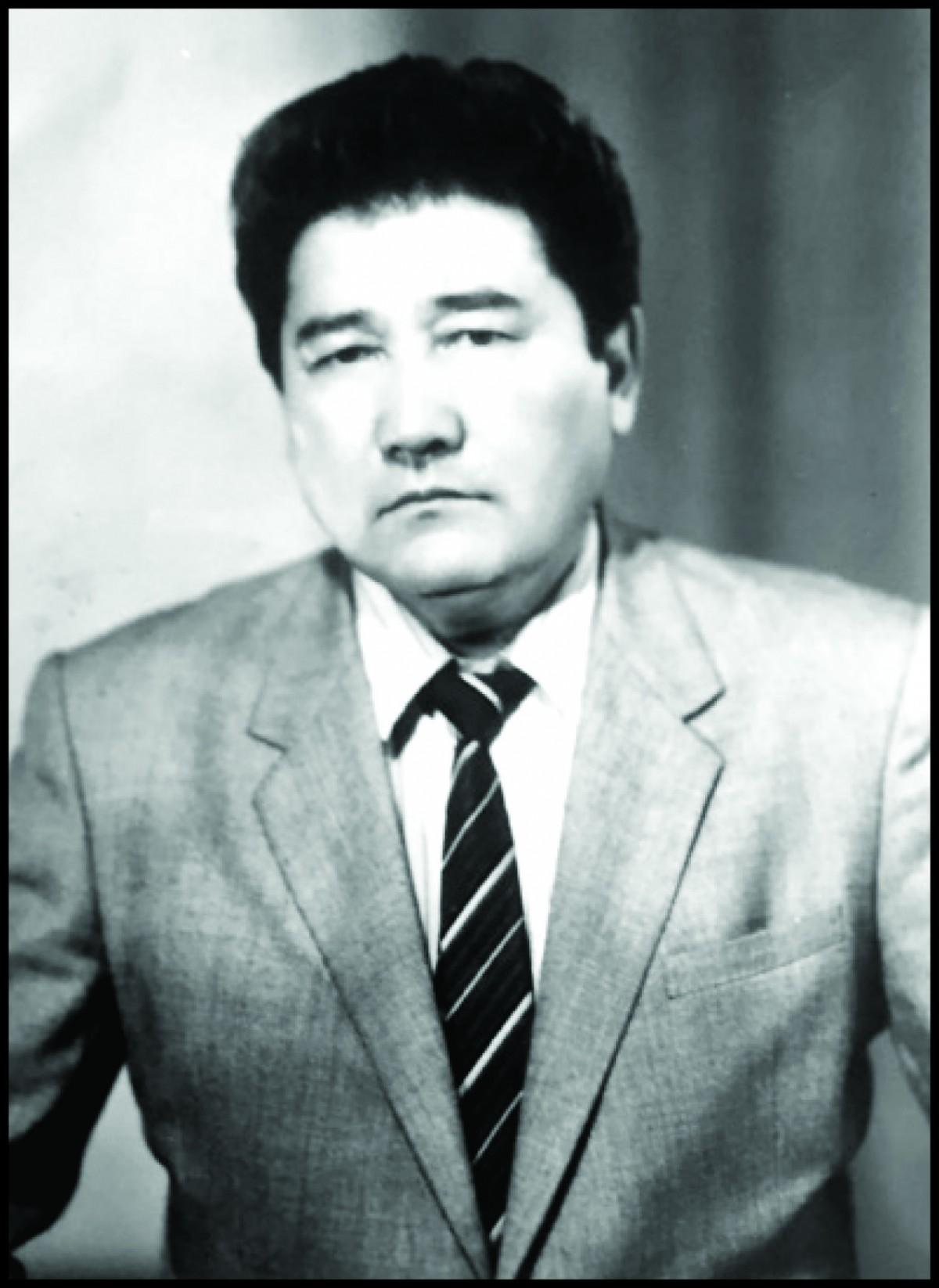 Абай Базарбаев