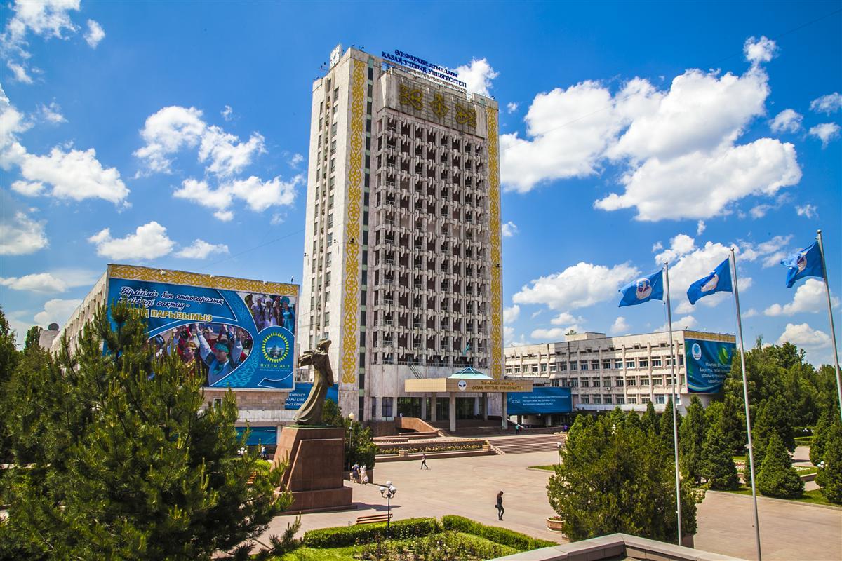 ҚазҰУ – «G-Global-дың үздік штабы»