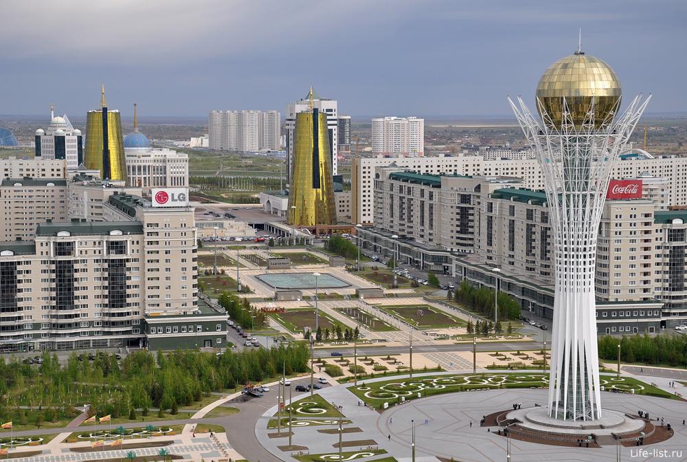Астана бастауы