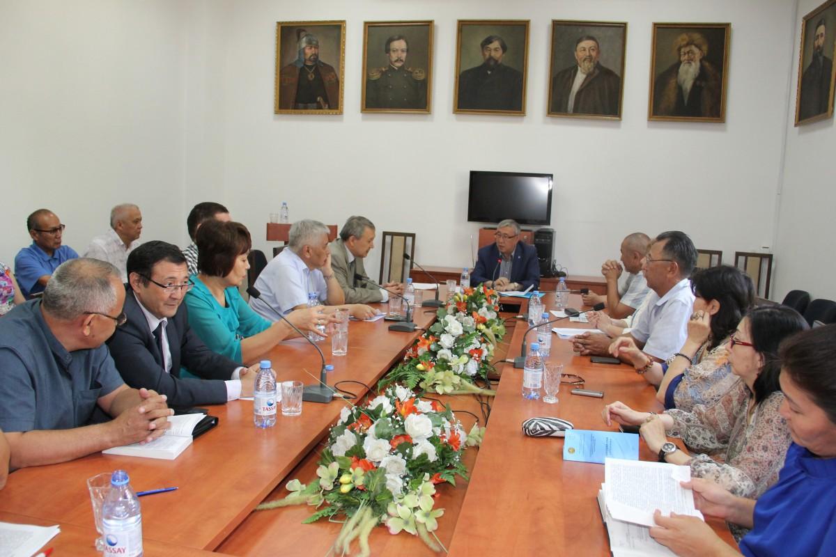 «Қазақстанның қалыпты  саяси жүйесін орнықтырудағы институттық реформалар»