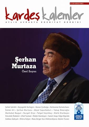 Шерхан Мұртаза  шығармалары түрік тілінде
