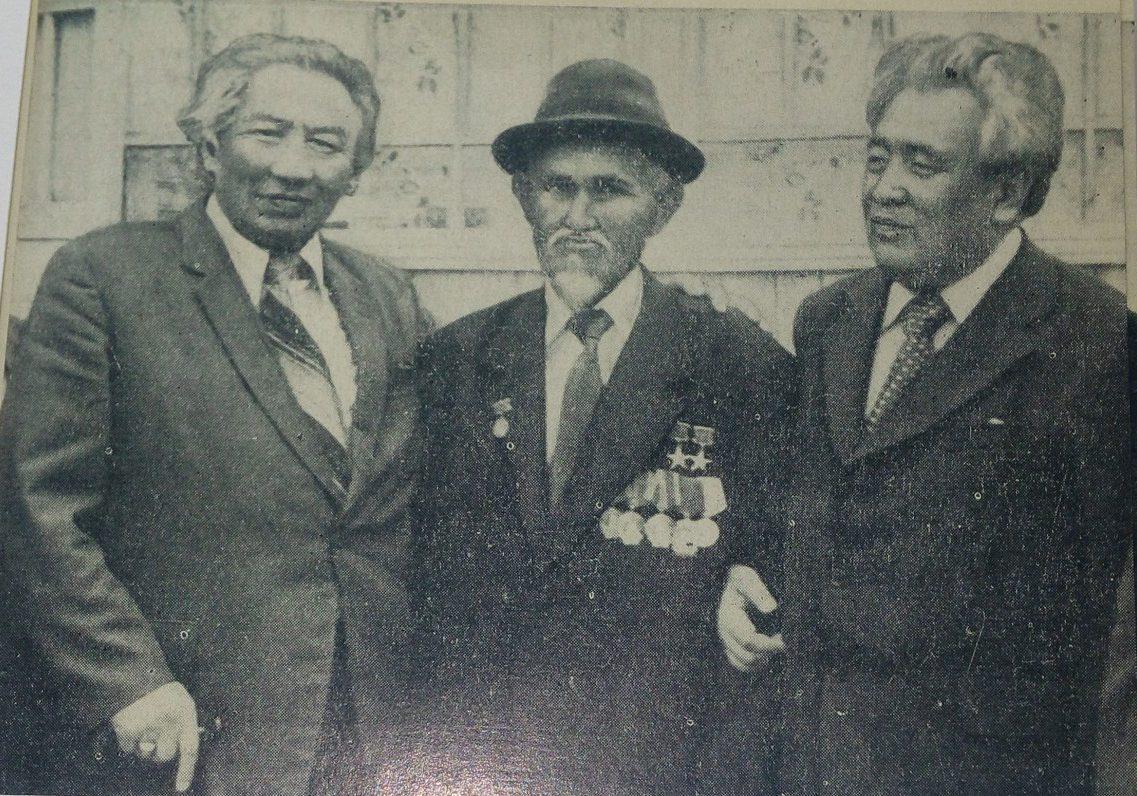 Ыбырай Жақаев және қазақ қаламгерлері