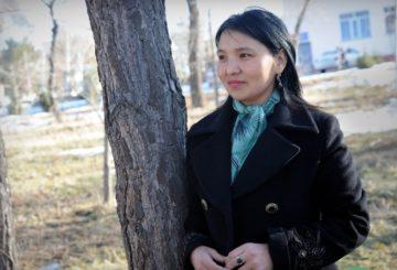 Сағыныш Намазшамова: Жас қаламгерлердің еркіндігі ұнайды