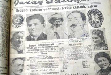 Қаралы жылдар хаттамасы (1934-40)