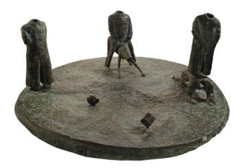 Еркін Мергеновтің «Ретроспектива» мүсін көрмесінің ашылуы өтеді