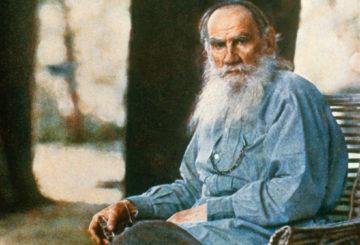 Лев Толстойдың қатесі