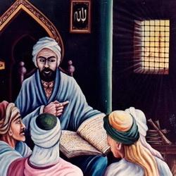 МАРОККО МАЙТАЛМАНДАРЫ: Ибн әл-Хатиб