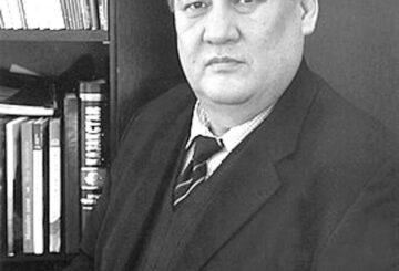 Б. Қанапиянов. Абайдың алғашқы кітабы