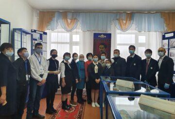 «Global Teacher Prize» жаһандық сыйлығының амбассадоры, NIS мұғалімі Динара Бейсембаева ауыл мектебіне қолдау көрсетті