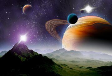 Нұрбек Нұржанұлы. А-Z. №15 планета