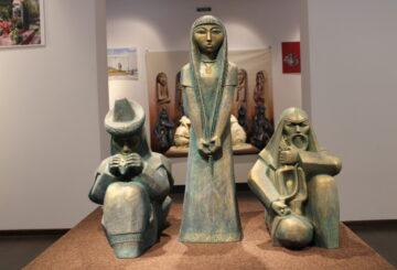 «Дала дауысы» көрмесі Алматы музейінде